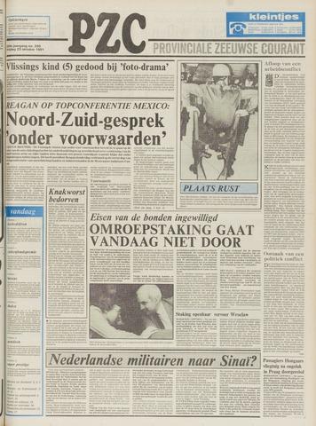 Provinciale Zeeuwse Courant 1981-10-23