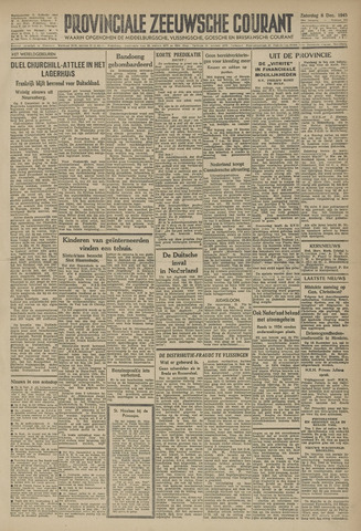 Provinciale Zeeuwse Courant 1945-12-08