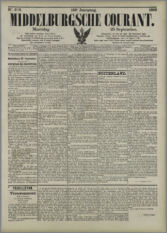 Middelburgsche Courant 1893-09-25