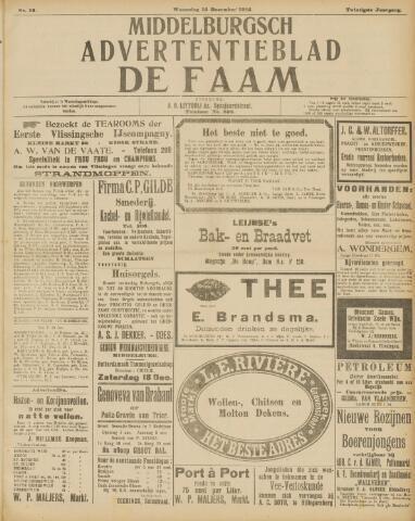 de Faam en de Faam/de Vlissinger 1915-12-15