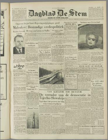 de Stem 1953-03-16