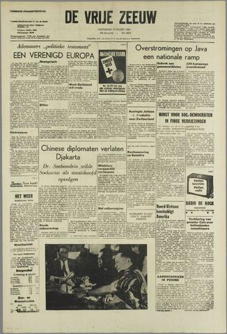 de Vrije Zeeuw 1966-03-23