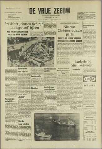 de Vrije Zeeuw 1968-02-29