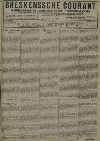 Breskensche Courant 1929-05-01