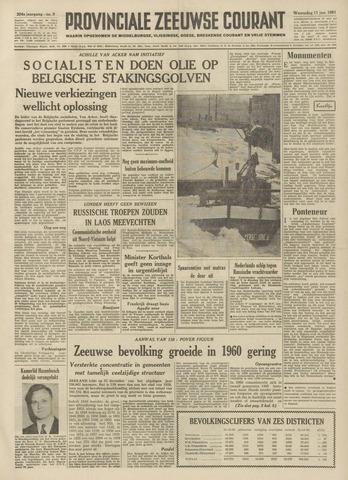 Provinciale Zeeuwse Courant 1961-01-11