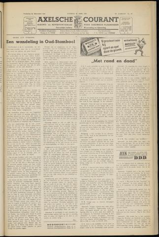 Axelsche Courant 1953-04-25