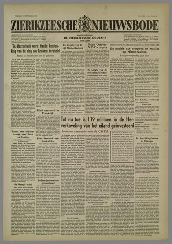 Zierikzeesche Nieuwsbode 1954-09-17