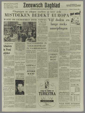 Zeeuwsch Dagblad 1961-02-17