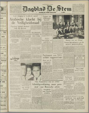 de Stem 1956-10-13