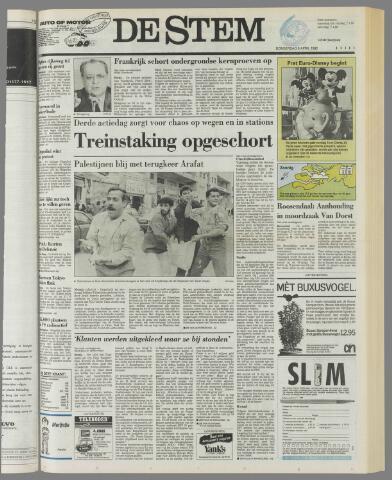 de Stem 1992-04-09