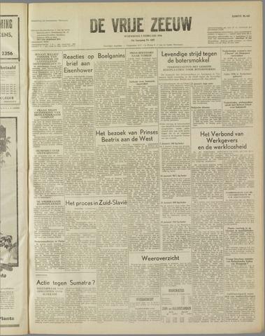 de Vrije Zeeuw 1958-02-05