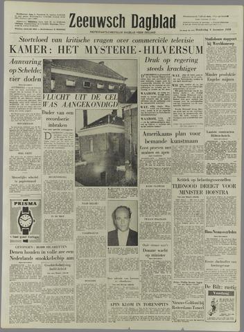 Zeeuwsch Dagblad 1958-12-04