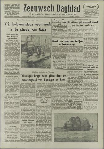 Zeeuwsch Dagblad 1957-03-19