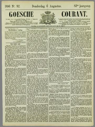 Goessche Courant 1896-08-06