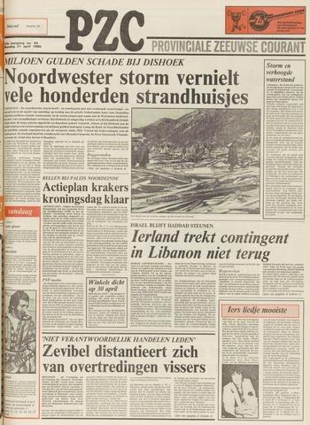 Provinciale Zeeuwse Courant 1980-04-21
