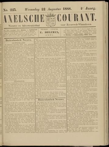Axelsche Courant 1888-08-22