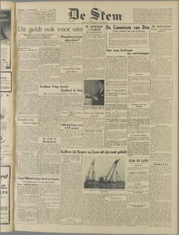 de Stem 1947-10-22