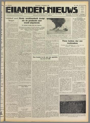 Eilanden-nieuws. Christelijk streekblad op gereformeerde grondslag 1949-12-21