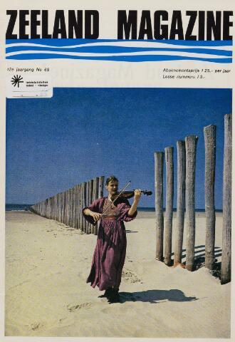 Zeeland Magazine / Veerse Meer Gids 1980-05-01