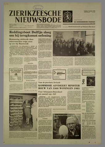 Zierikzeesche Nieuwsbode 1982-10-08