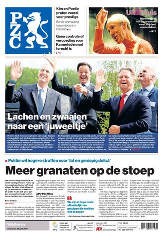 Provinciale Zeeuwse Courant 2019-04-25