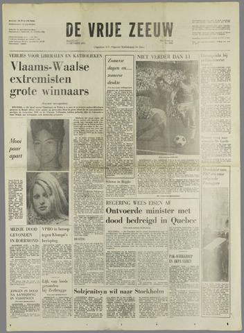 de Vrije Zeeuw 1970-10-12