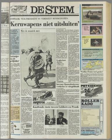 de Stem 1991-02-02