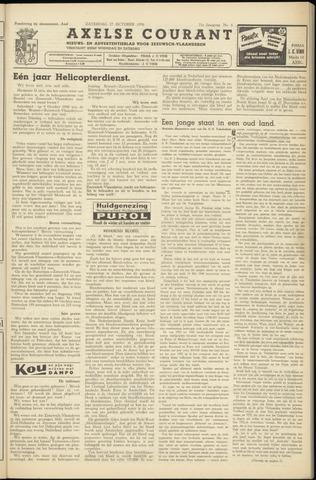 Axelsche Courant 1956-10-27
