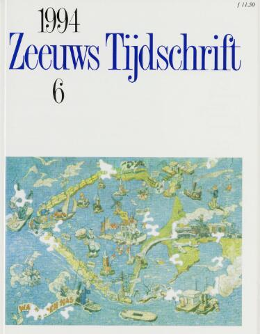 Zeeuws Tijdschrift 1994-11-01