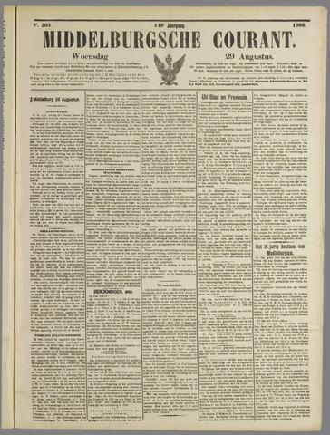 Middelburgsche Courant 1906-08-29