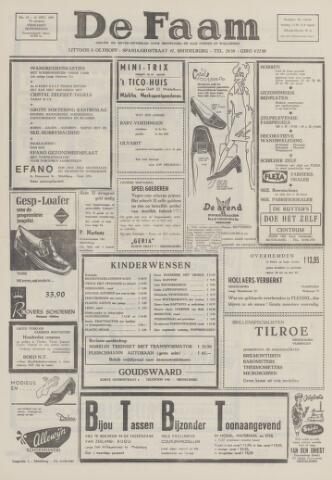 de Faam en de Faam/de Vlissinger 1969-10-16