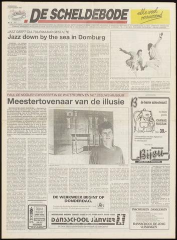 Scheldebode 1991-09-04