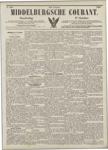 Middelburgsche Courant 1901-10-17