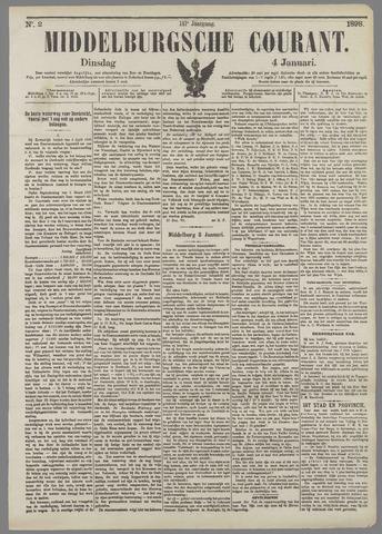 Middelburgsche Courant 1898