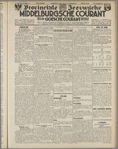 Middelburgsche Courant 1935-01-17