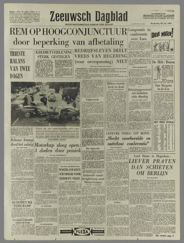 Zeeuwsch Dagblad 1961-07-20