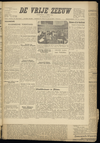 de Vrije Zeeuw 1946-04-24