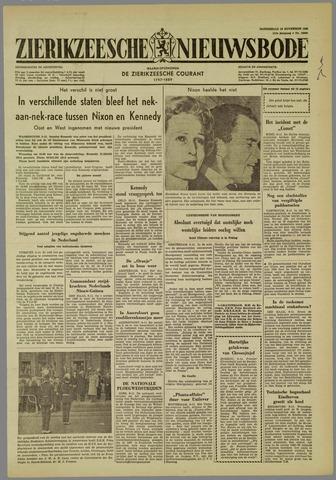 Zierikzeesche Nieuwsbode 1960-11-10