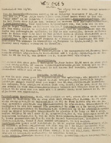 Vrij Goes 1944-10-11