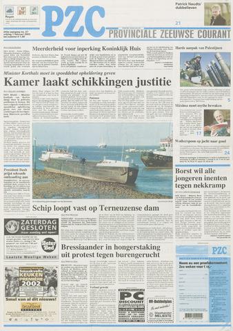 Provinciale Zeeuwse Courant 2002-02-01