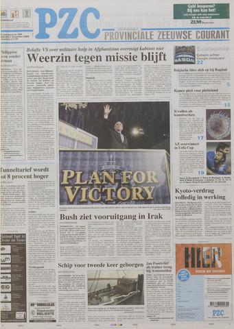 Provinciale Zeeuwse Courant 2005-12-01