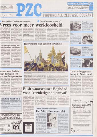 Provinciale Zeeuwse Courant 1990-12-18