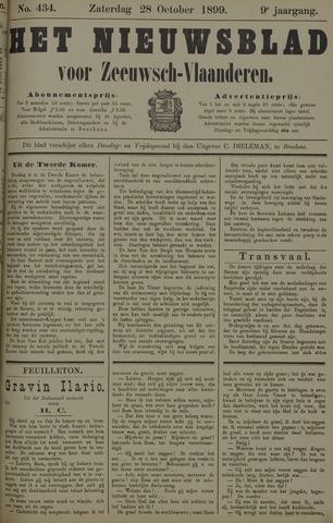 Nieuwsblad voor Zeeuwsch-Vlaanderen 1899-10-28