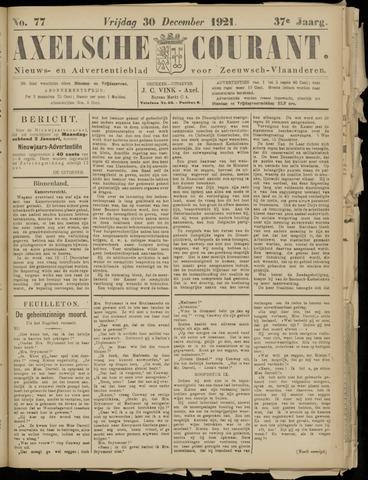Axelsche Courant 1921-12-30