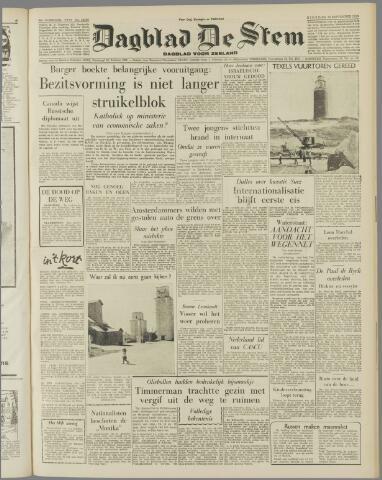 de Stem 1956-09-25
