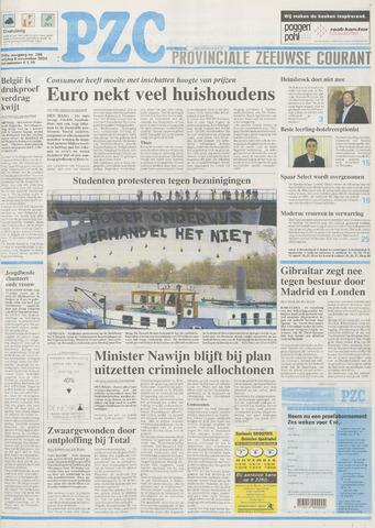 Provinciale Zeeuwse Courant 2002-11-08