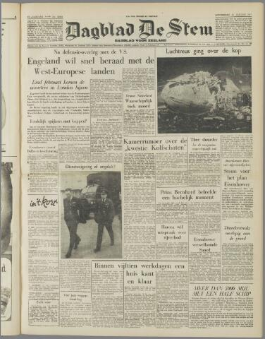 de Stem 1957-01-31