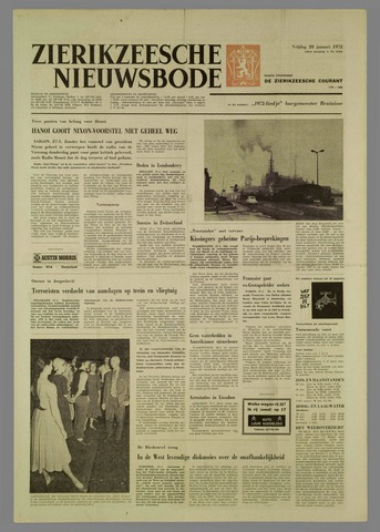 Zierikzeesche Nieuwsbode 1972-01-28