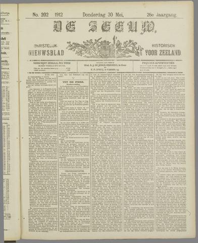 De Zeeuw. Christelijk-historisch nieuwsblad voor Zeeland 1912-05-30