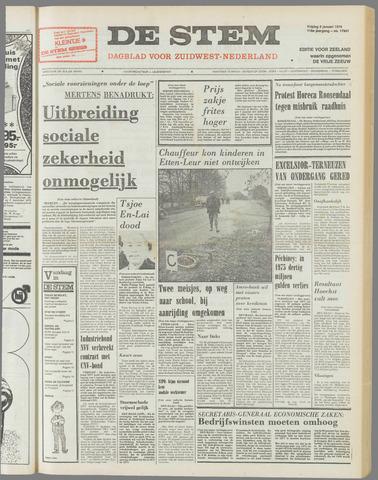 de Stem 1976-01-09